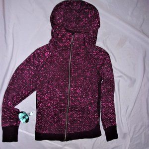 Lululemon hoodie size 6 small womans active wear